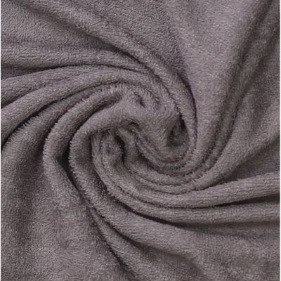 Top Quality Bamboo Terry Towelling - Taupe