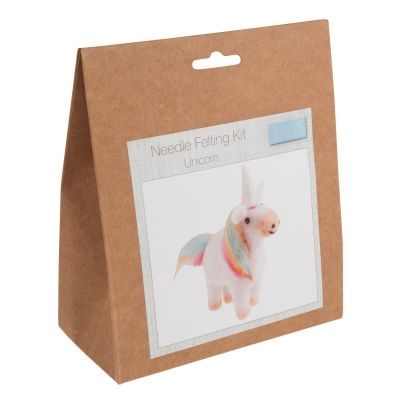Trimits Needle Felting Kit: Unicorn