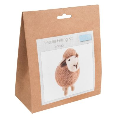 Trimits Needle Felting Kit: Sheep