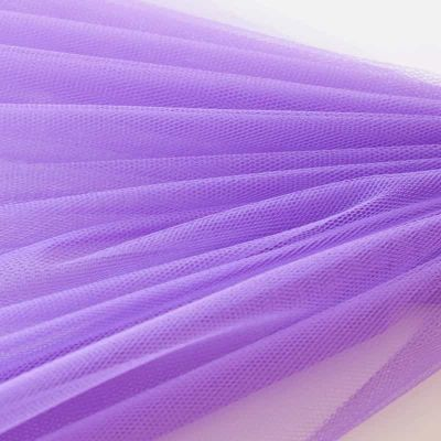 Dress Net - Purple