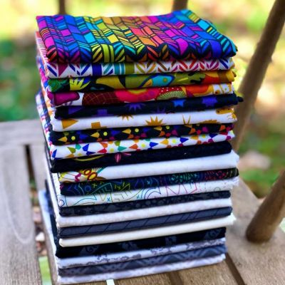 Andover - Art Theory By Alison Glass - Fat Quarter Bundle - 20 Fabrics