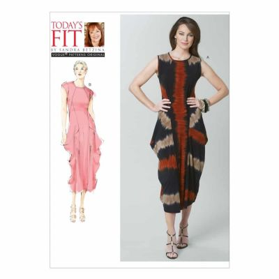 Vogue Sewing Pattern V1234 Misses' Dress