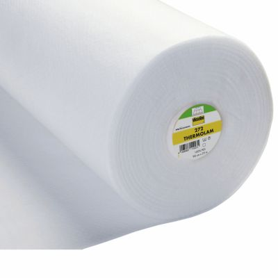 Remnant -Vlieseline / Vilene Sew In Thermolam Compressed Fleece  - 90cm wide - 85 x 90cm - Roll End