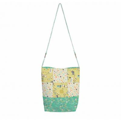 Makower A Walk In The Park -  Every Day Patchwork Bag Free Project: Instant Download