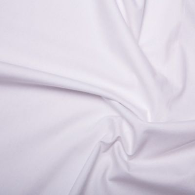 Cotton Lawn Fabric - White