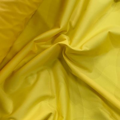 Plush Addict Yellow PUL Fabric (Polyurethane Laminate fabric) - Waterproof Breathable Fabric