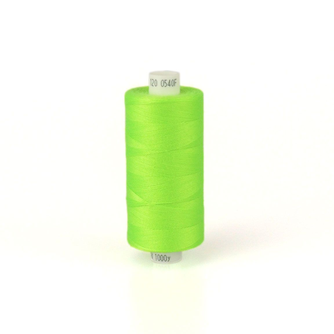 Moon 1000m Polyester Thread Flo Green 0540F