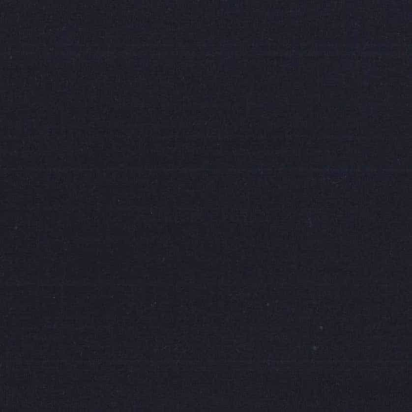 Remnant - Ponte Roma - Solid Navy - 113 x 150cm - Creased