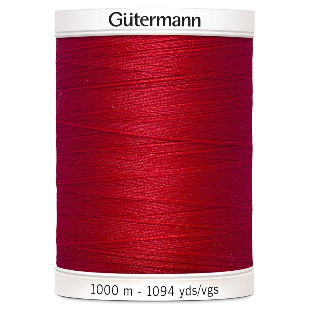 Gutermann 1000m Sew-All Polyester Sewing Thread - Colour 156