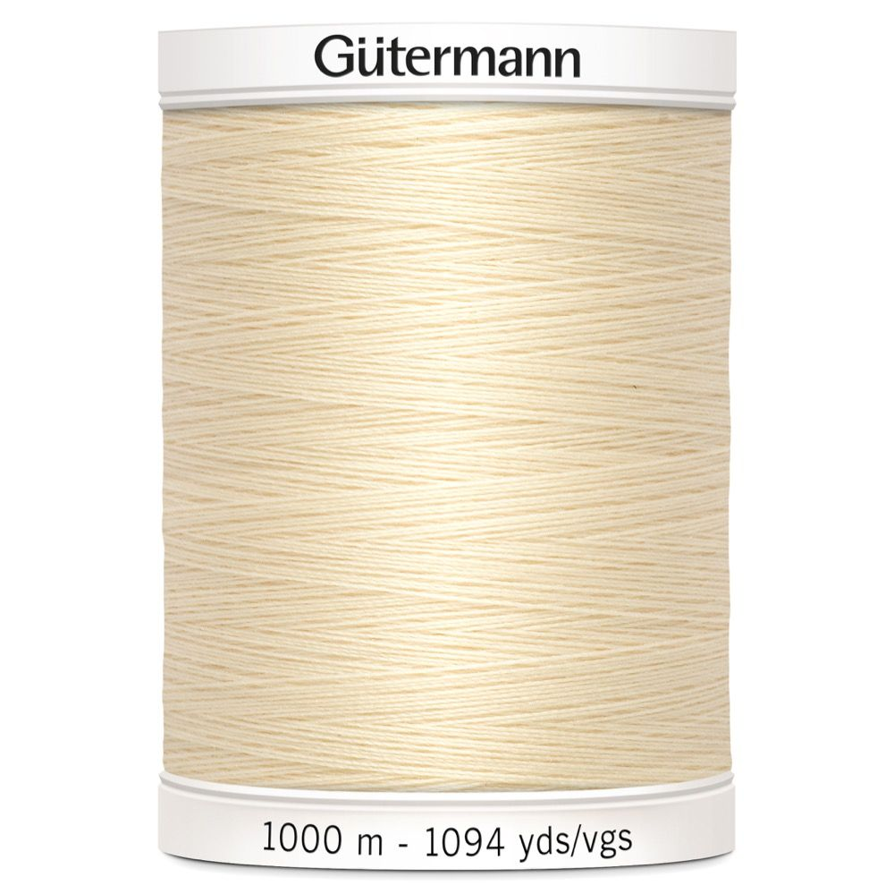 Gutermann 1000m Sew-All Polyester Sewing Thread - Colour 414