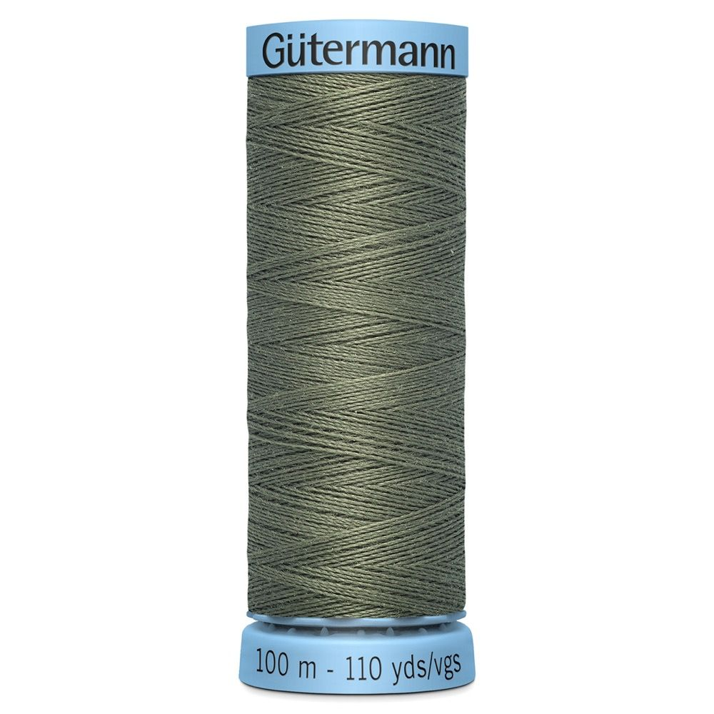 Gutermann 100% Silk Thread - 100m - 824