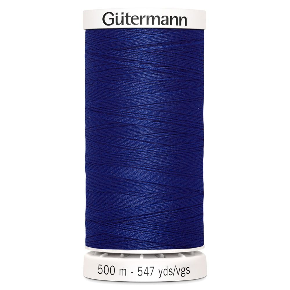 Remnant - Gutermann 500m Sew-All Polyester Sewing Thread - Colour 232 - Dusty