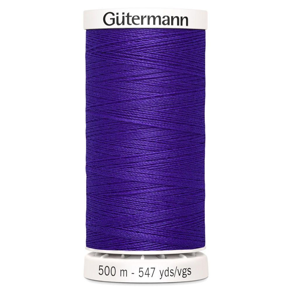 Gutermann 500m Sew-All Polyester Sewing Thread - Colour 810