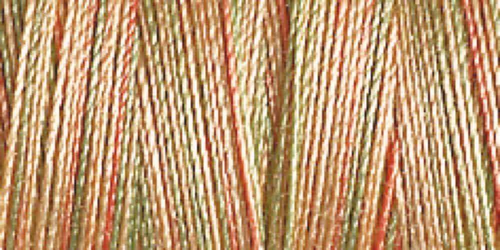 Gutermann 300m Cotton 30 Multicoloured Variagated Sulky Thread - 4026 - 1 x 300m Spool