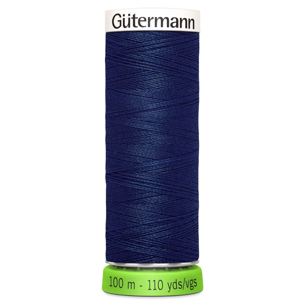 Gutermann Recycled Polyester Sew-All Thread - 100m General Purpose Sewing Thread - Colour 13