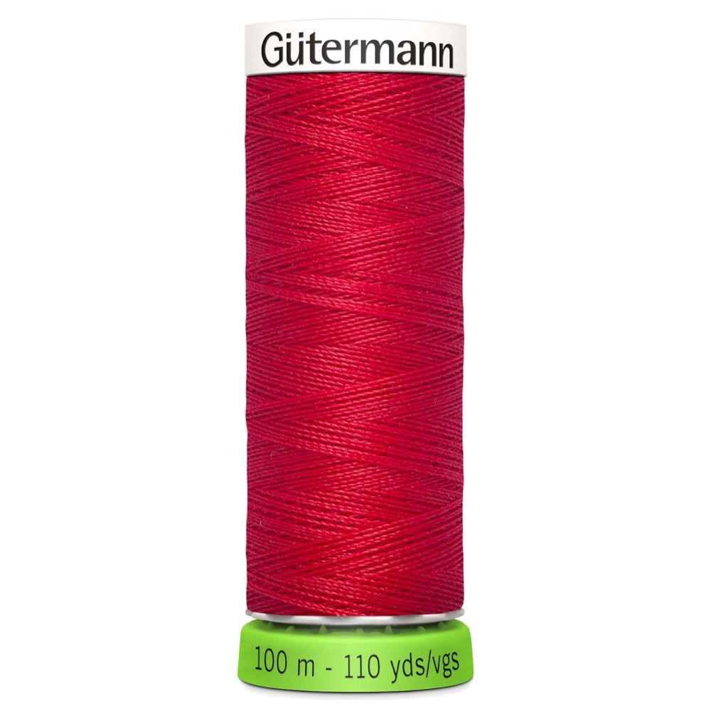 Gutermann Recycled Polyester Sew-All Thread - 100m General Purpose Sewing Thread - Colour 156