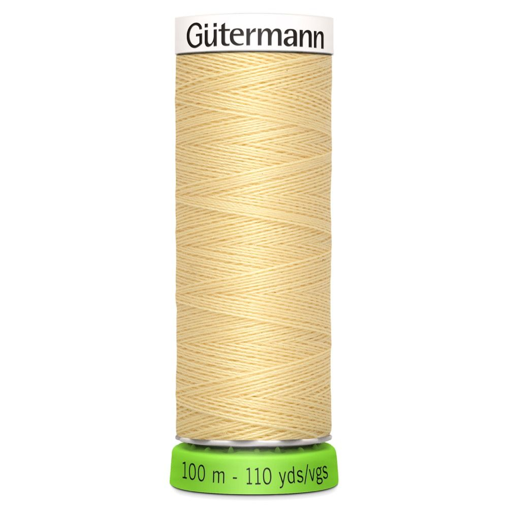 Gutermann Recycled Polyester Sew-All Thread - 100m General Purpose Sewing Thread - Colour 325