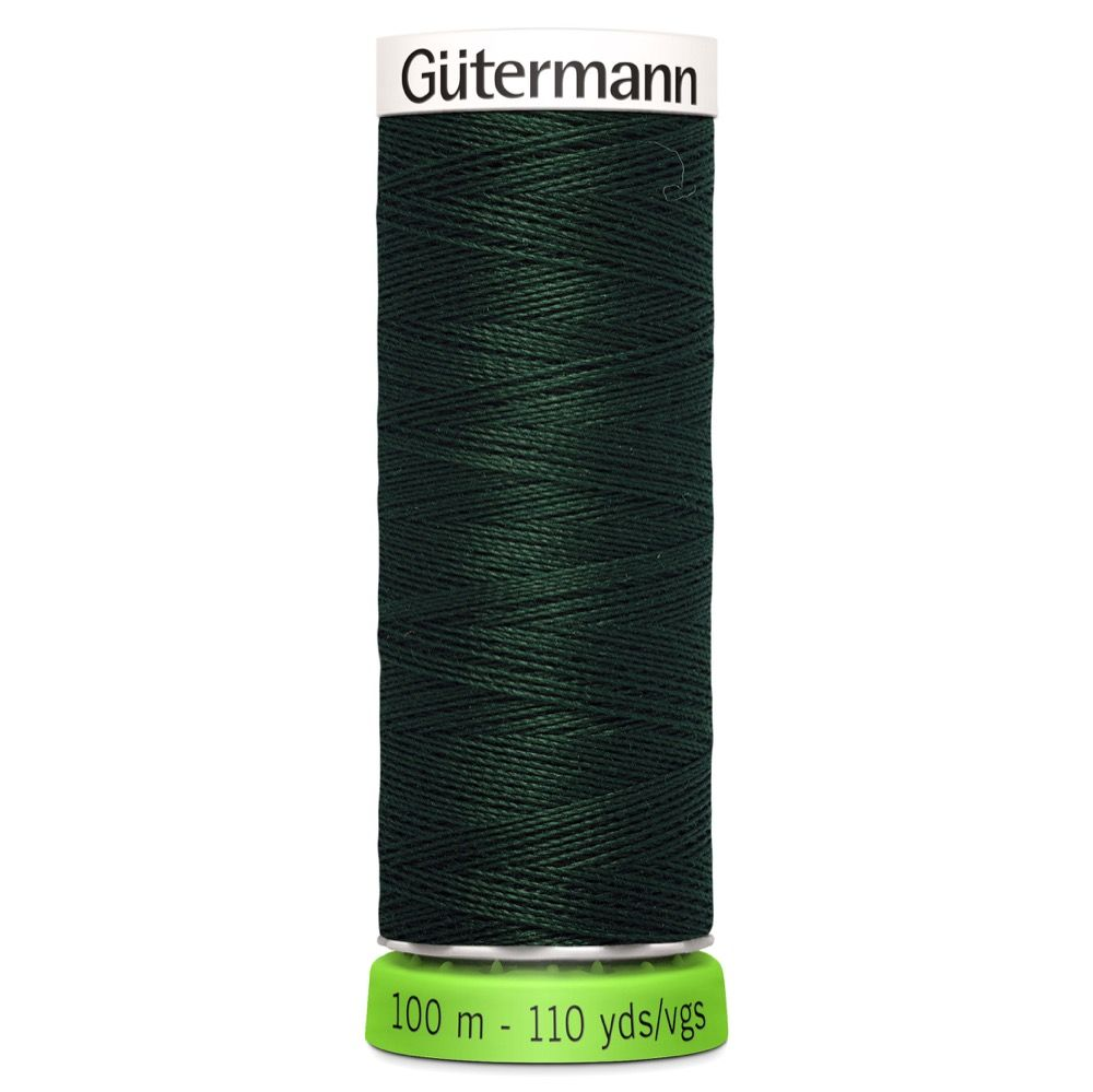 Gutermann Recycled Polyester Sew-All Thread - 100m General Purpose Sewing Thread - Colour 472