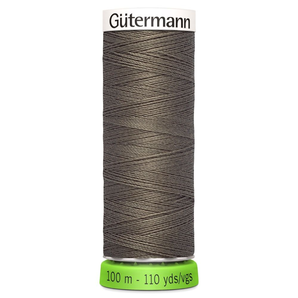 Gutermann Recycled Polyester Sew-All Thread - 100m General Purpose Sewing Thread - Colour 727