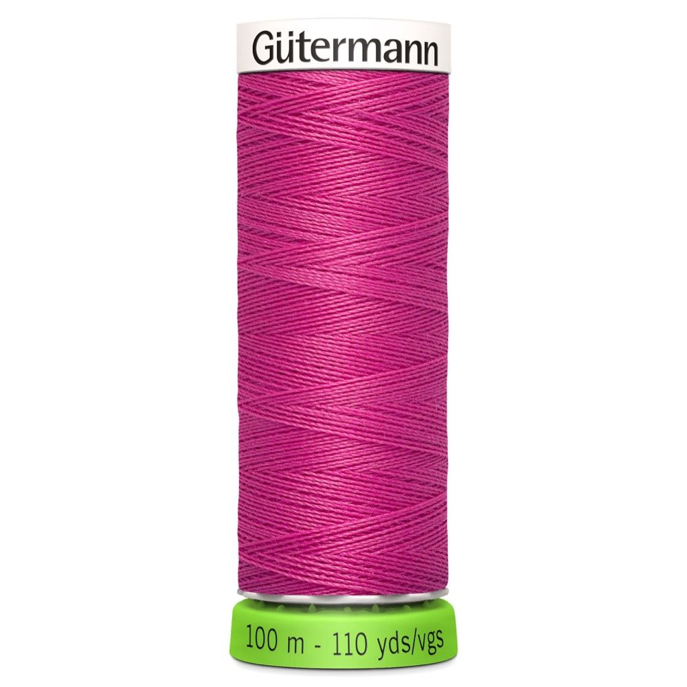 Gutermann Recycled Polyester Sew-All Thread - 100m General Purpose Sewing Thread - Colour 733