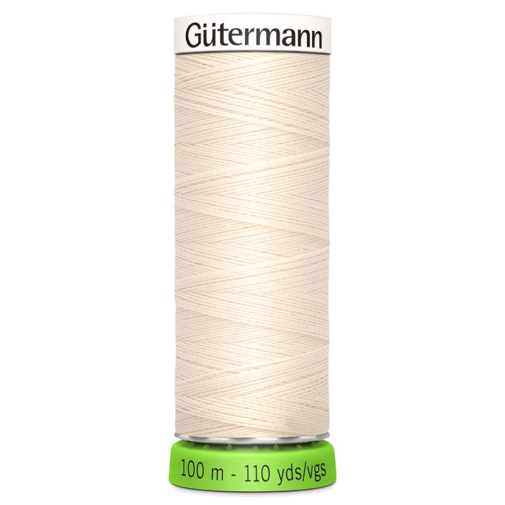 Gutermann Recycled Polyester Sew-All Thread - 100m General Purpose Sewing Thread - Colour 802