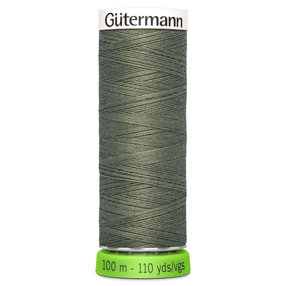Gutermann Recycled Polyester Sew-All Thread - 100m General Purpose Sewing Thread - Colour 824