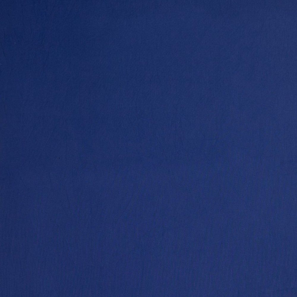 Bamboo French Terry Fabric - Cobalt