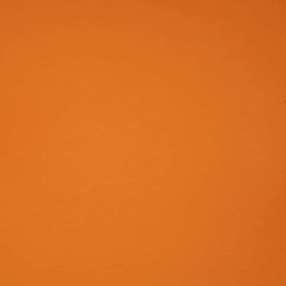 Cotton Spandex Jersey - Solid Orange Knit Fabric