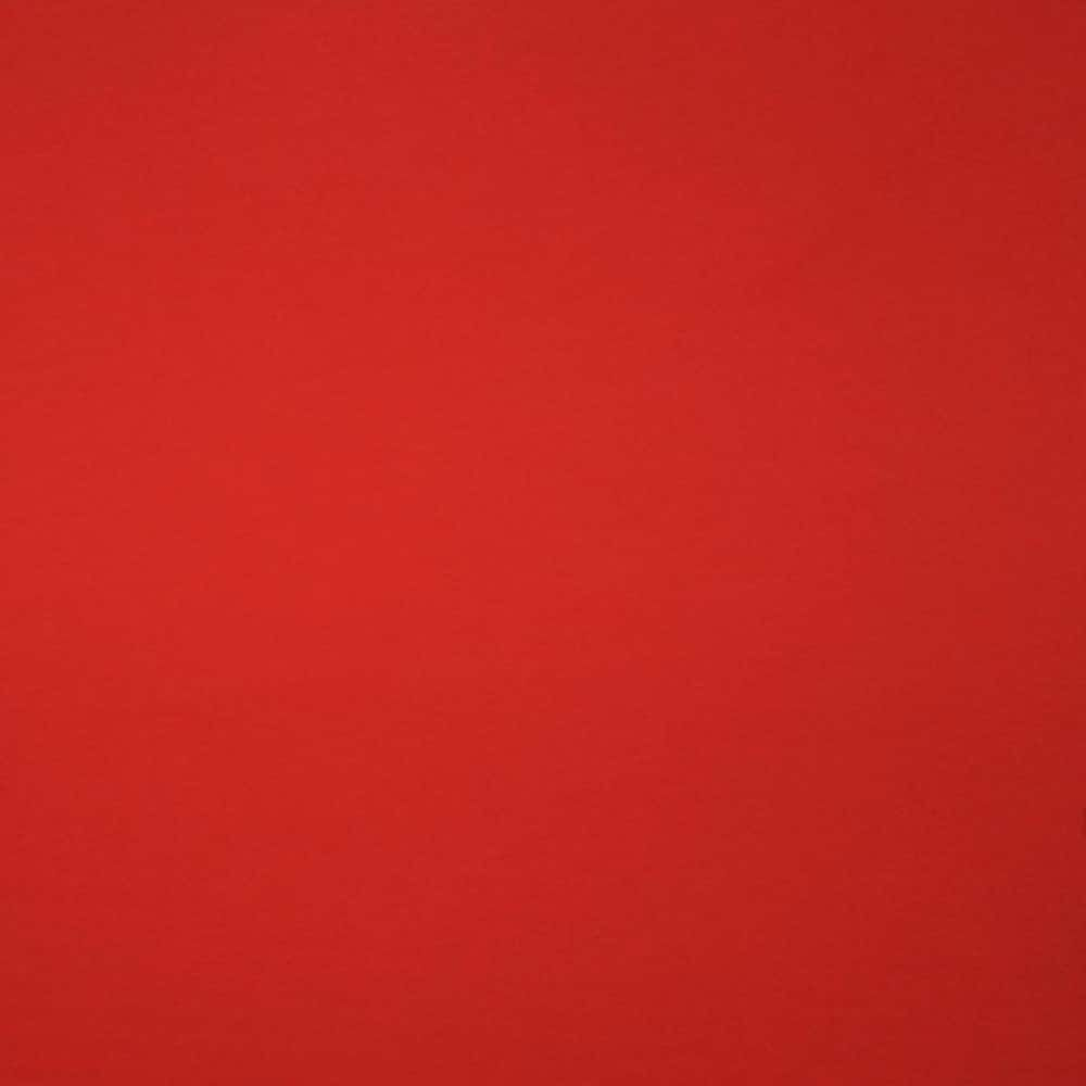 Cotton Spandex Jersey - Solid Red Knit Fabric