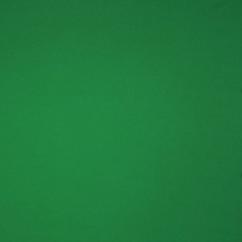 Cotton Spandex Jersey - Solid Forest Green Knit Fabric