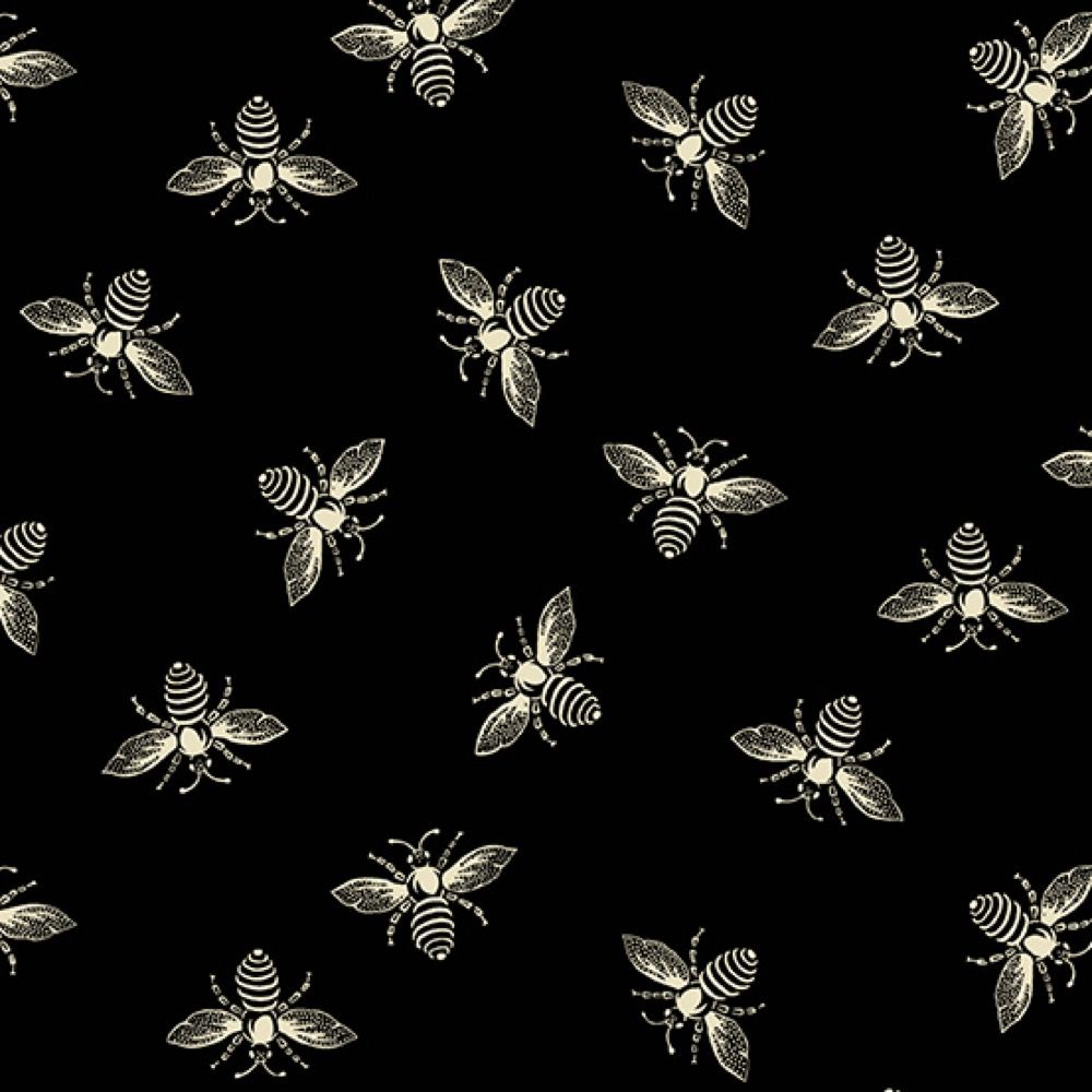 Andover - French Chateau And Bee - Bees Ink