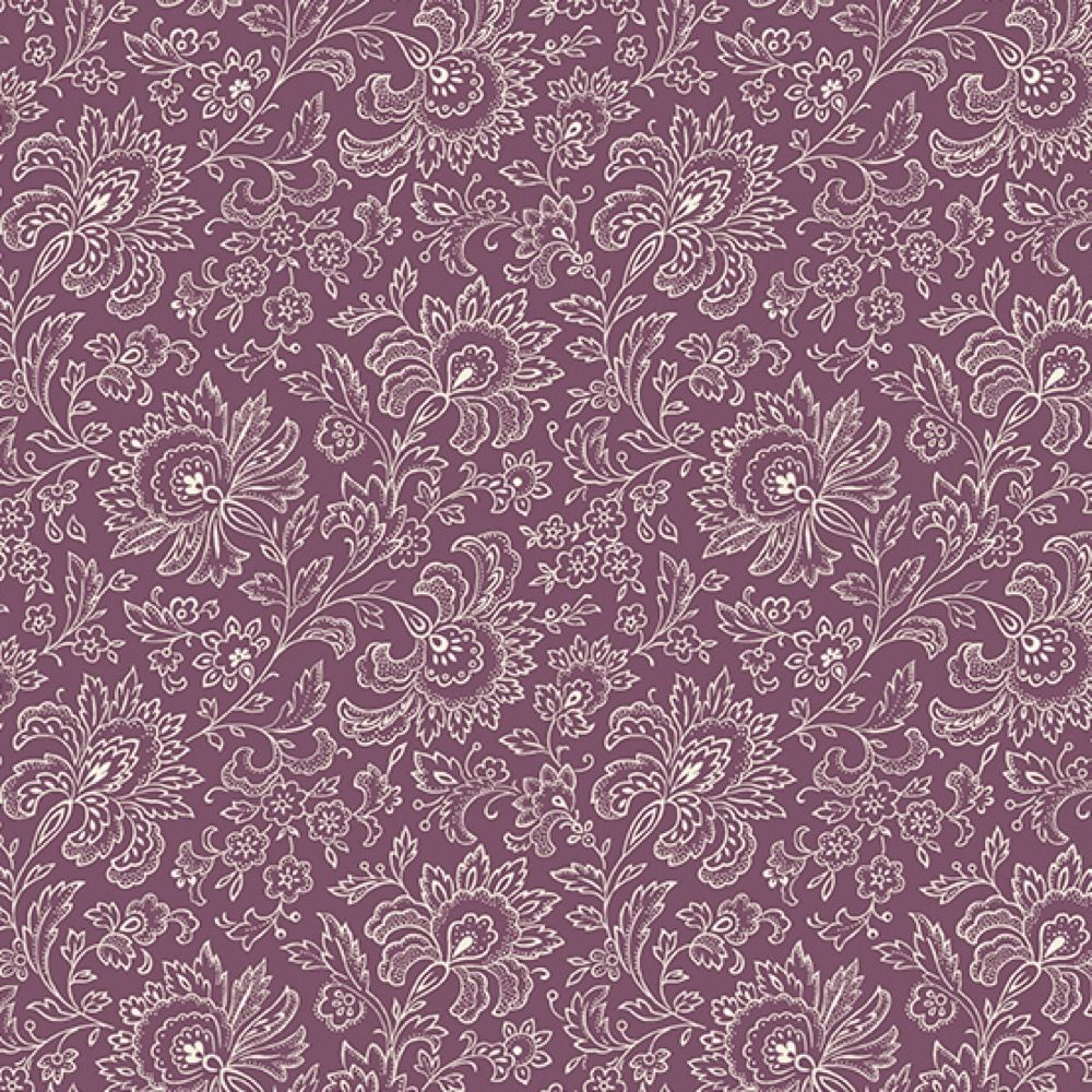 Andover - French Chateau And Bee - Paisley Imperial