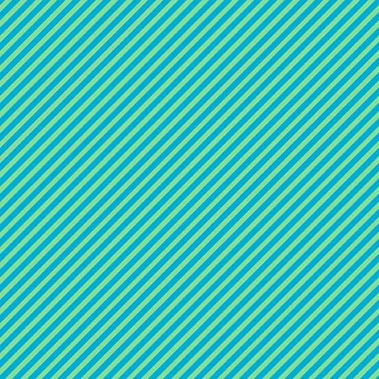 Andover - Sweet Shoppe Too - Candy Stripe Teal