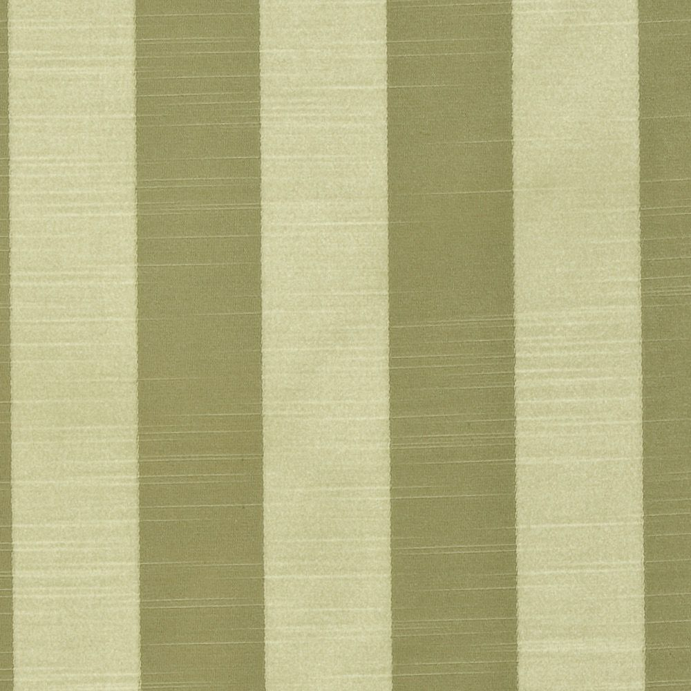 Ascot Stripe - Lime - Curtain Fabric