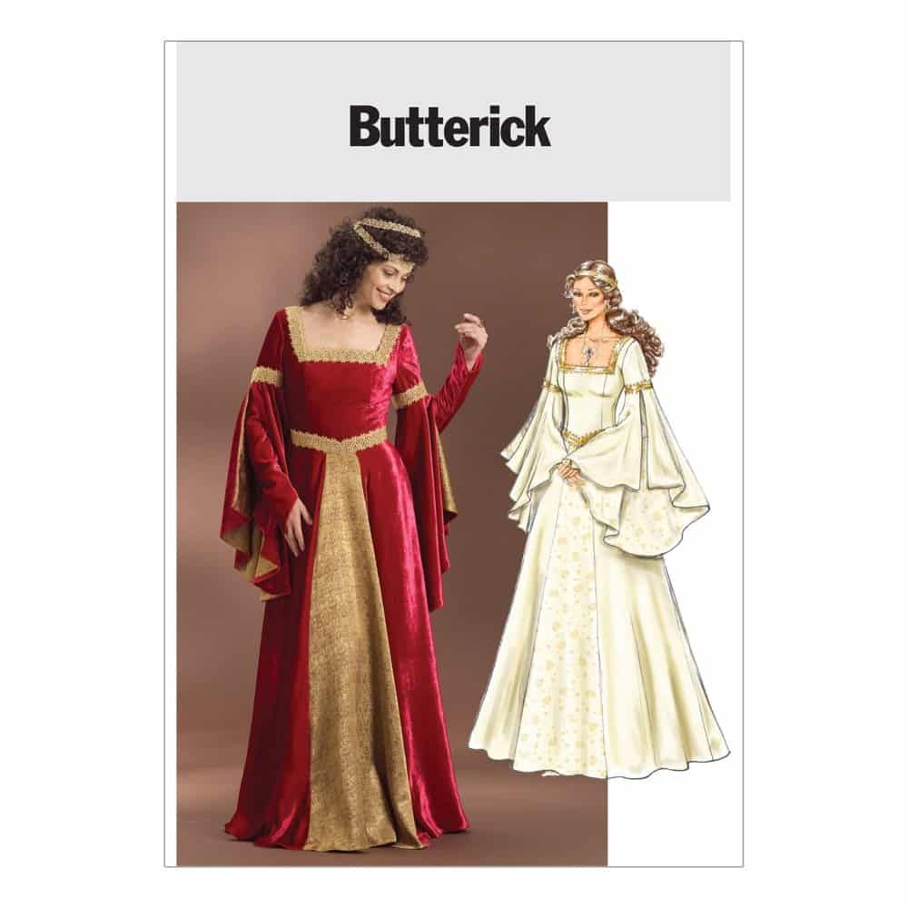 Butterick Sewing Pattern B4571 Misses' Costume