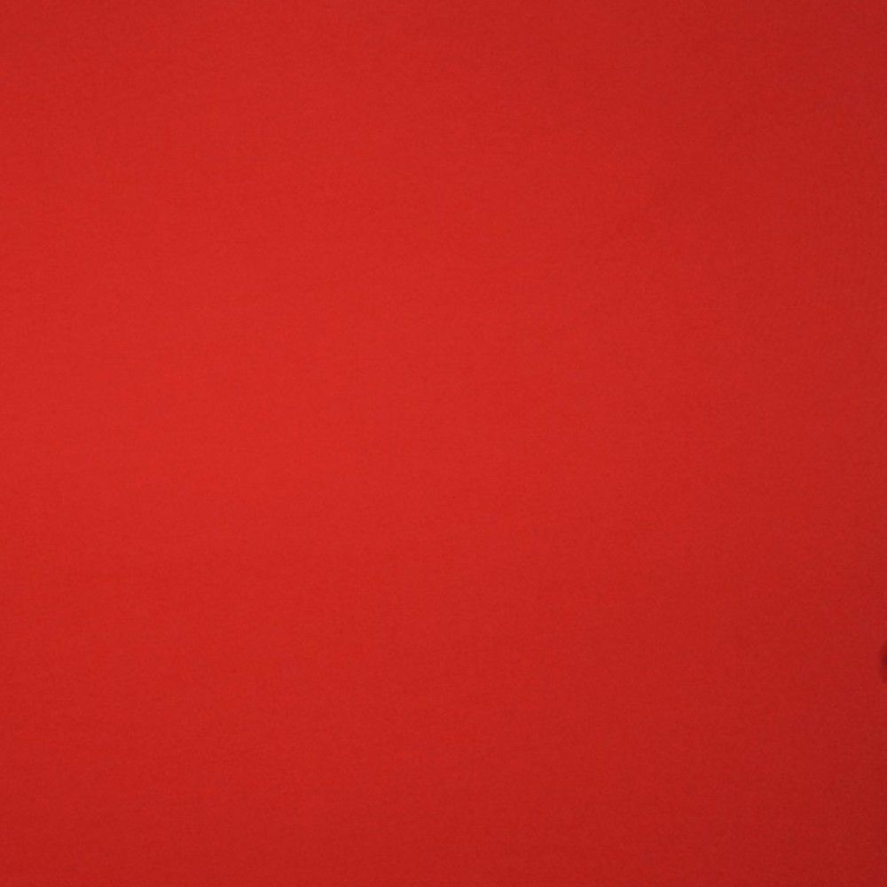 Solid Colour Bamboo Jersey Fabric - Red