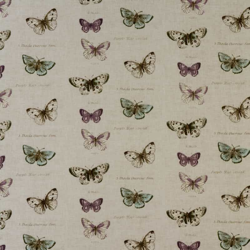 The Butterfly Collection - Curtain Fabric