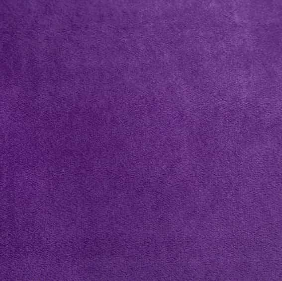 Shannon Fabrics - Smooth Cuddle 3 Plush Fabric - Amethyst - 75cm Square