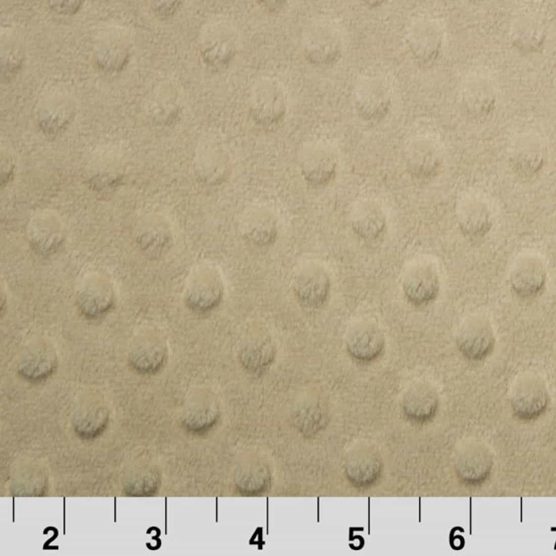 Dimple Beige Cuddle 50cm x 75cm