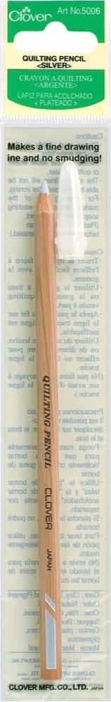 Clover Quilting Pencil - Silver