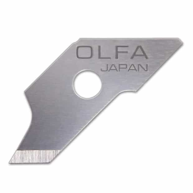 OLFA Compass Cutter Replacement Blades - 3 Pack