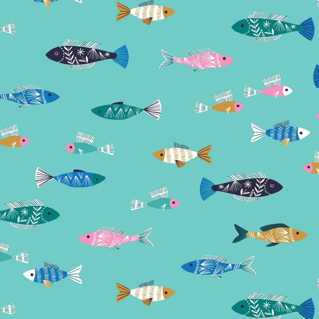 Dashwood Studio - Into The Blue - Fishes