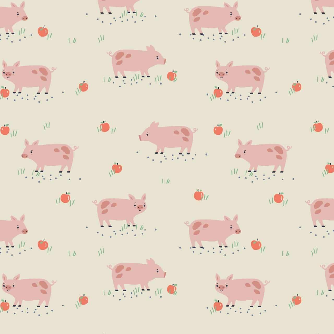 Dashwood Studio - Farm Days - Pigs