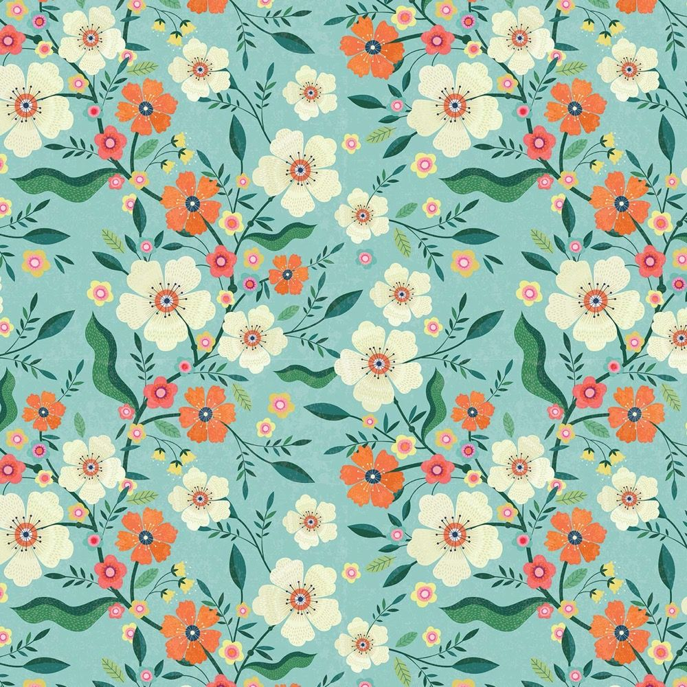 Dashwood Studio - Hedgerow - Hedgerow Blooms