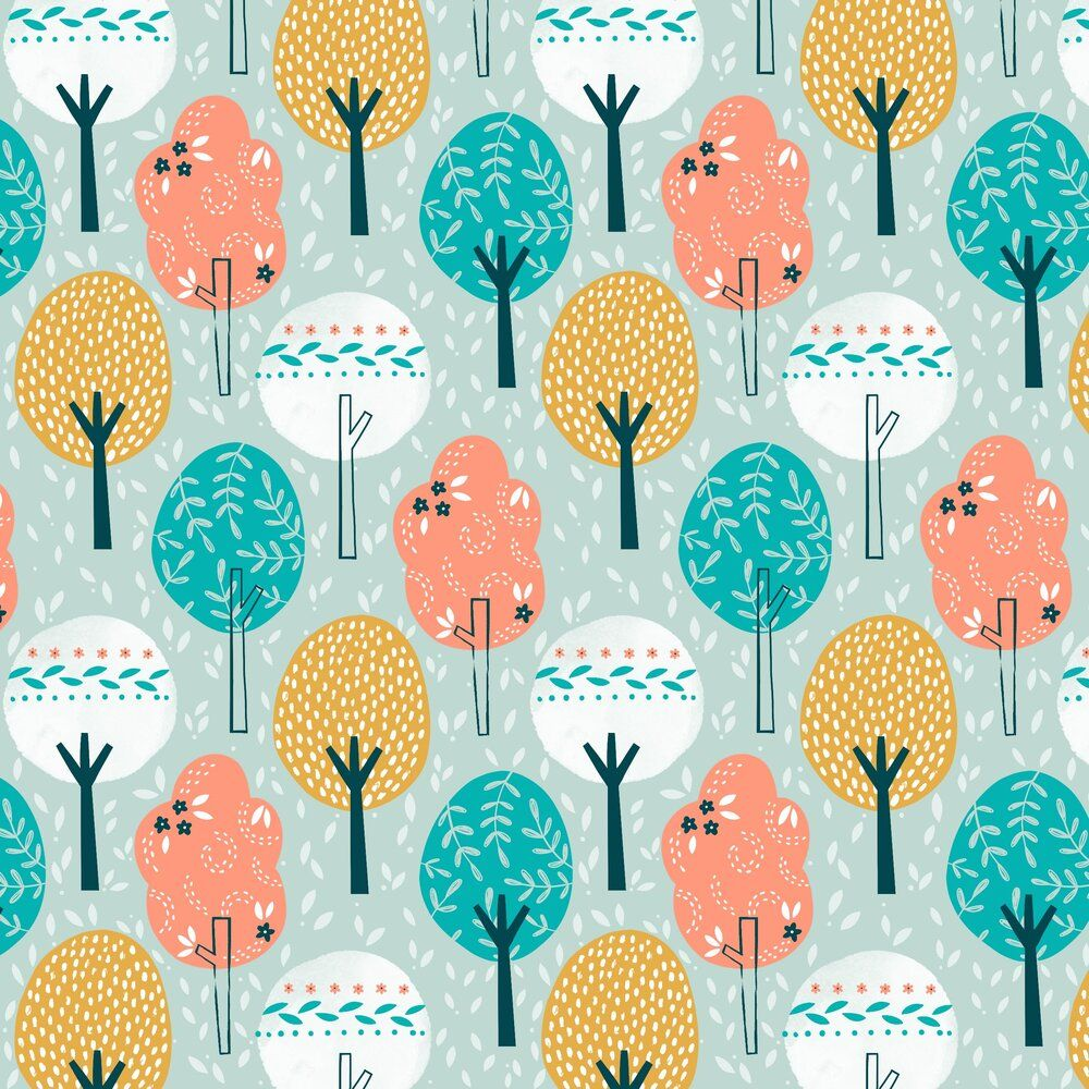 Dashwood Studio - Summer Breeze - Trees