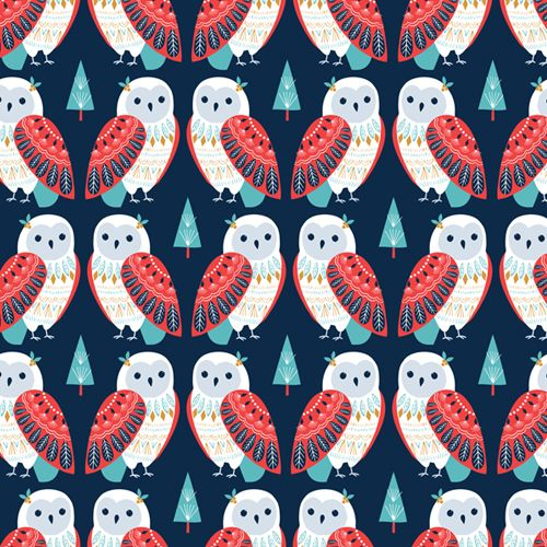 Dashwood - Skogen - Owls Metallic