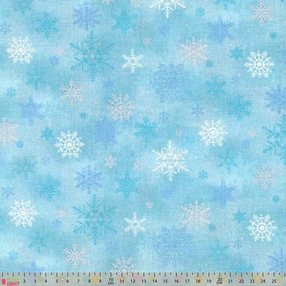 Japanese Import -  - Snowflakes Metallic Sparkle