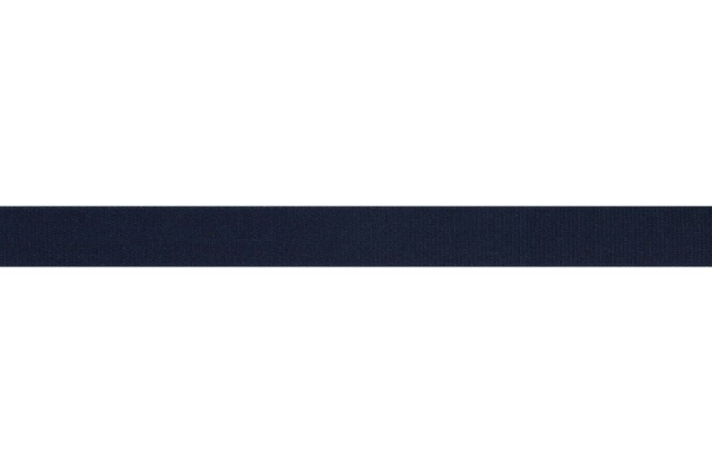 Premium Quality Cotton Tape - 14mm Wide - Navy