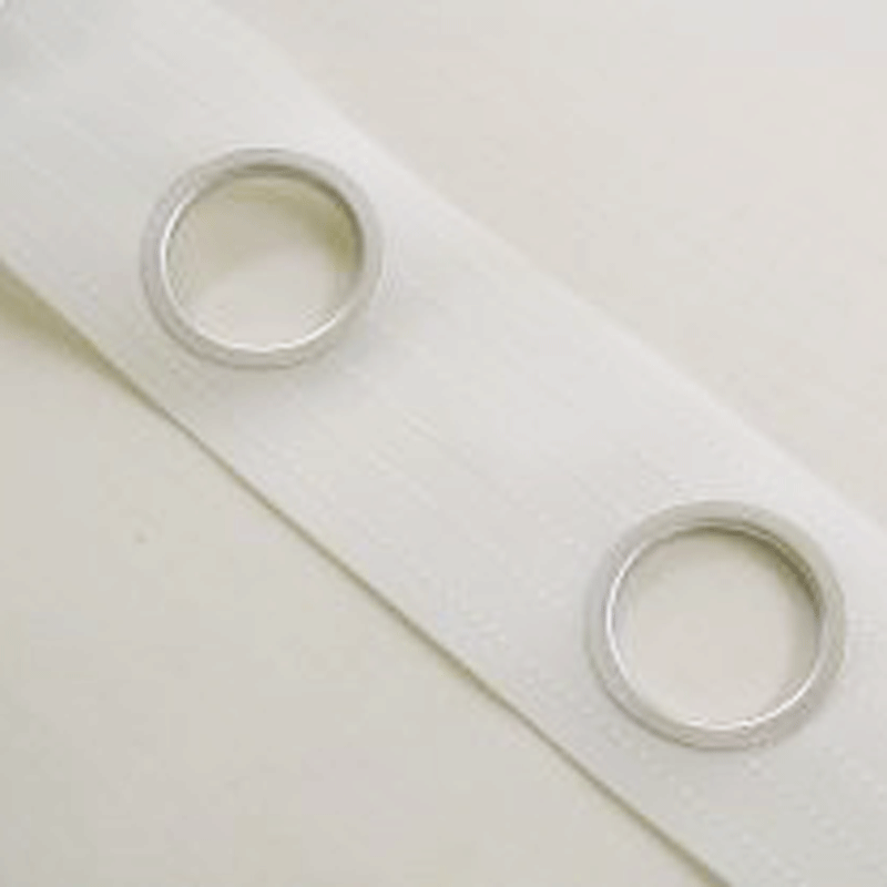 Remnant - Curtain Eyelet Tape 80mm - 2m LENGTH
