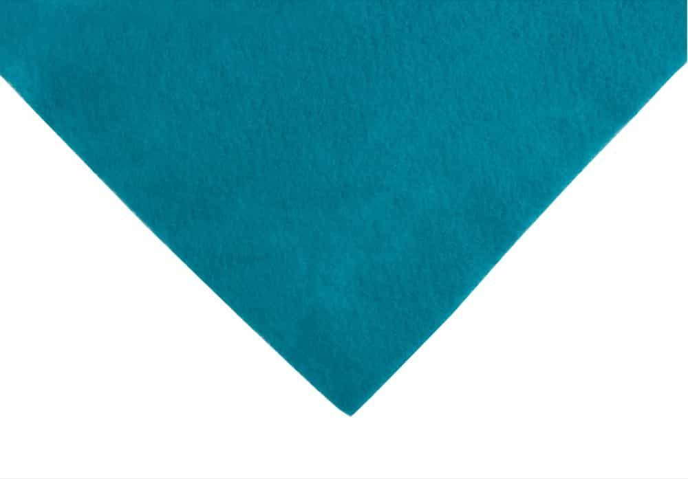 Wool Felt 90cm Or 180cm Wide - Caribbean